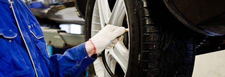 Cambio gomme, manutenzione pneumatici Monza Brianza