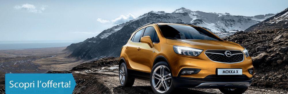 Opel Mokka X. La Suv rivoluzionaria da Gruppo Zago a Bovisio Masciago