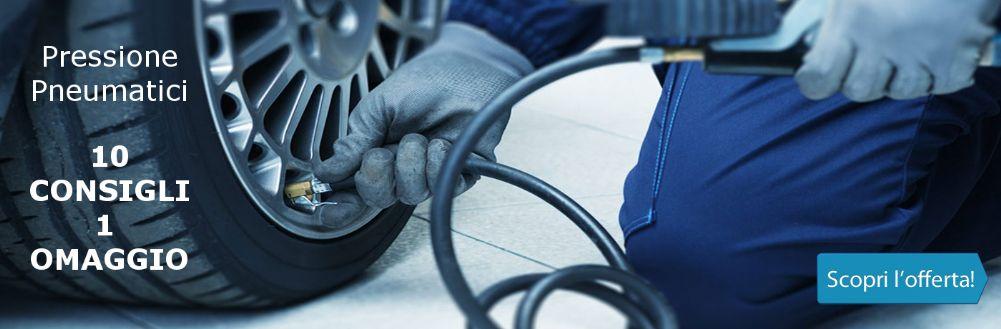 10 consigli e 1 omaggio per il controllo della pressione degli pneumatici