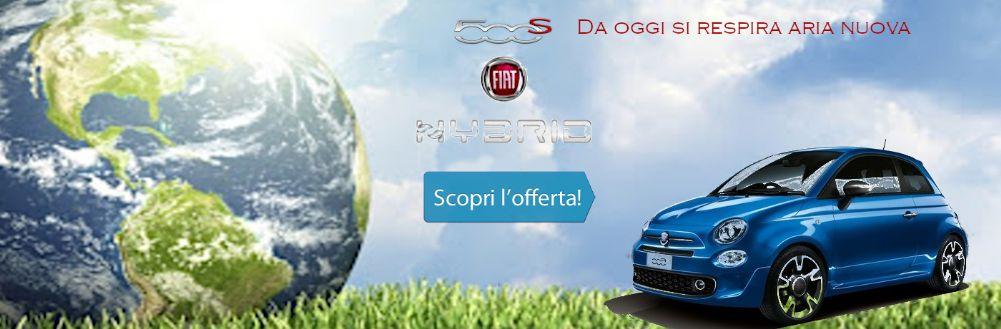 Nuova Fiat 500 Sport Hybrid. Disponibile KM0 con oltre 7.000 euro di sconto
