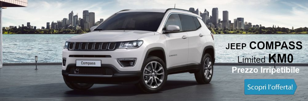 Jeep COMPASS Limited MY2021 KM0