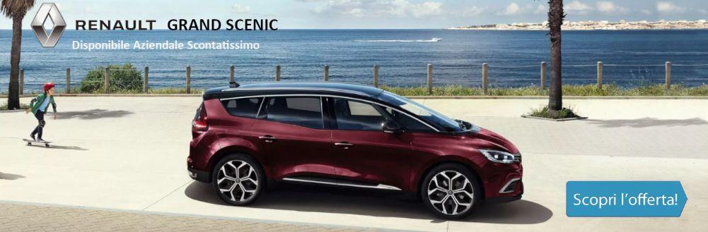 Renault Grand Scenic Aziendale in Promo
